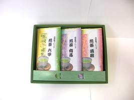 Sen-cha set (3 packages in a box)