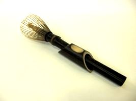 Simplified bamboo whisk